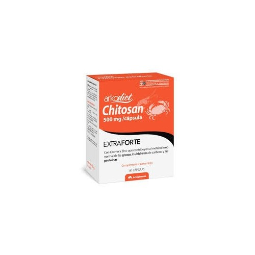 ARKO CHITOSAN EXTRA FORTE 500 MG 60 CAPS