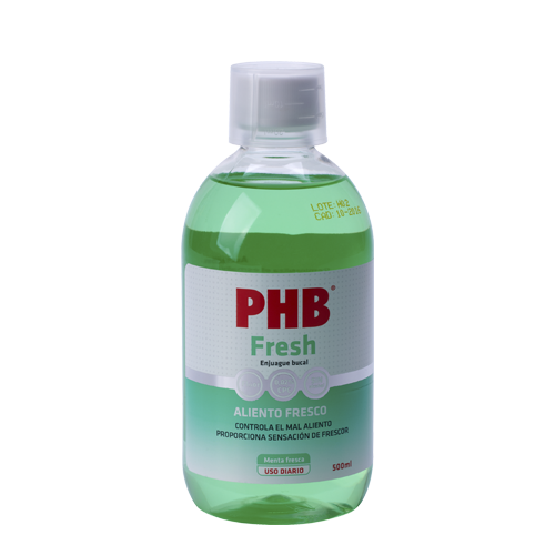 PHB FRESH ENJUAGUE BUCAL 100 ML(VERDE)