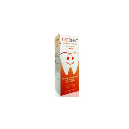 ODDENT JUNIOR GEL GINGIV 15ML