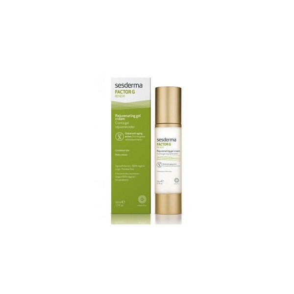SESDERMA FACTOR G RENEW CREMA GEL REJUVENECEDOR 50 ML
