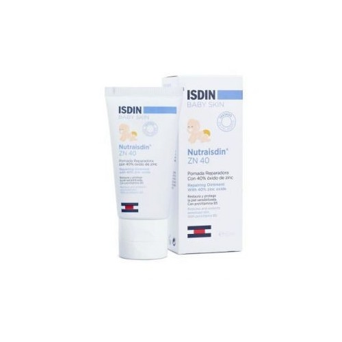 ISDIN NUTRAISDIN ZN 40 POMADA REP 100ML
