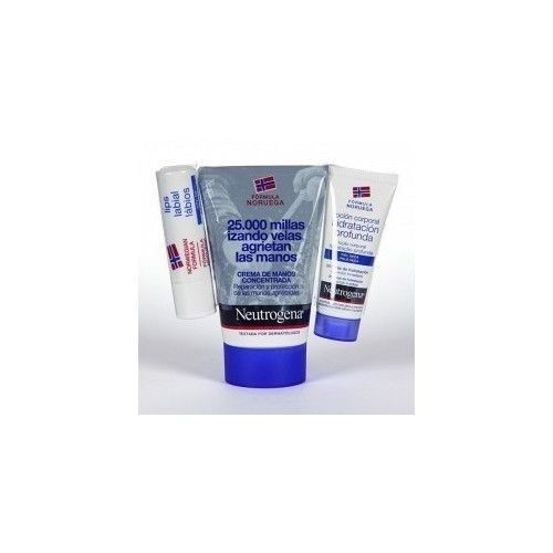 NEUTROGENA MANOS+LABIAL 50 ML