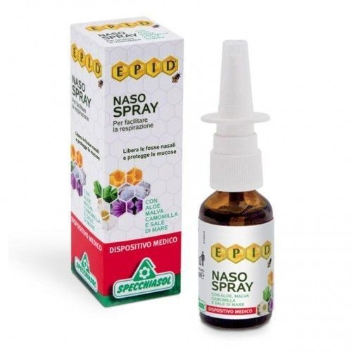SPECCHIASOL EPID NARIZ AEROSOL SPRAY 20 ML
