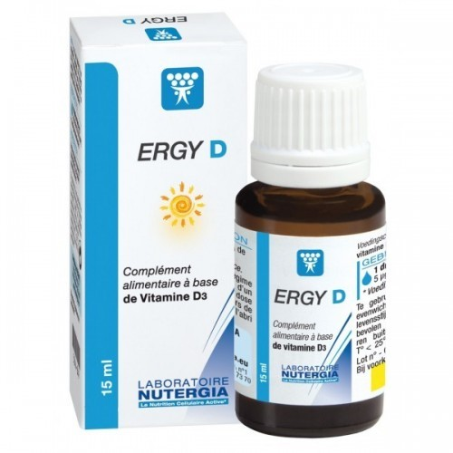 NUTERGIA ERGY-D BOTE 15 ML