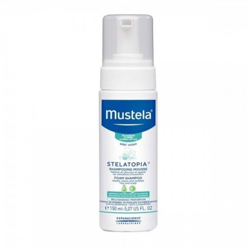STELATOPIA CHAMPU MOUSSE RECIEN NACIDO 150 ML