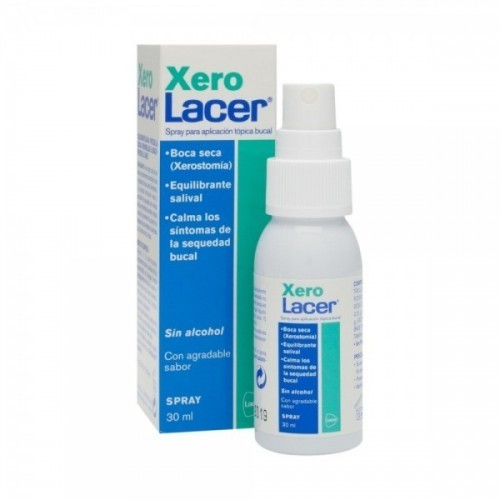 LACER XEROLACER COLUTORIO SPRAY 30 ML