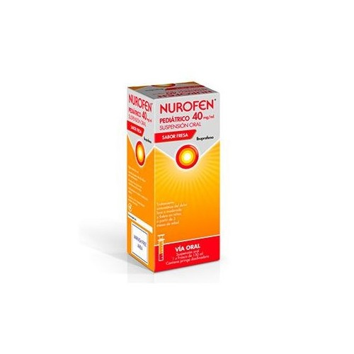 NUROFEN EFG 40 MG/ML SUSPENSION ORAL 150 ML FRESA