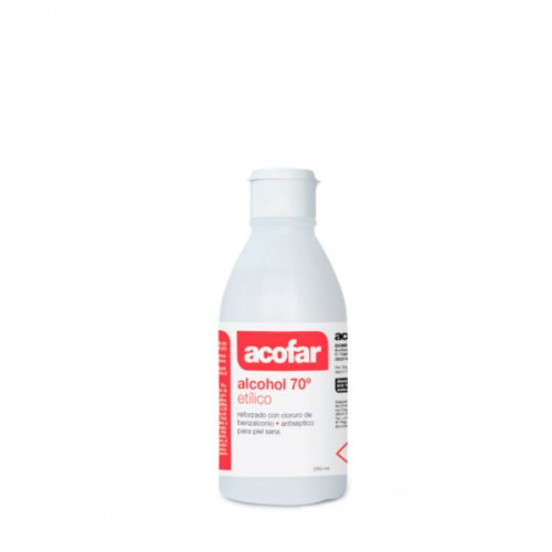 ACOFAR ALCOHOL 70¦ 250 ML